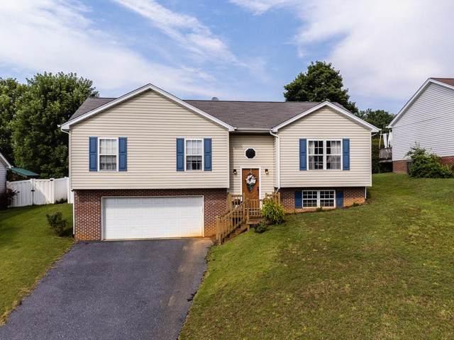 909 Bull Run, STAUNTON, VA 24401 (MLS #620462) :: Real Estate III