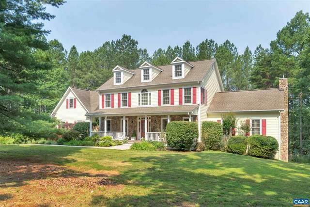6325 Indian Ridge Dr, Earlysville, VA 22936 (MLS #620469) :: Real Estate III