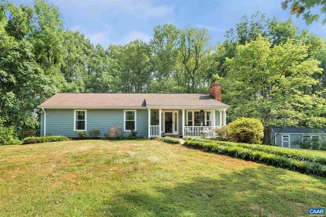 1240 Thomas Jefferson Pkwy, CHARLOTTESVILLE, VA 22902 (MLS #620482) :: Real Estate III