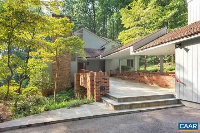 105 Rowledge Pl, CHARLOTTESVILLE, VA 22903 (MLS #620487) :: Real Estate III