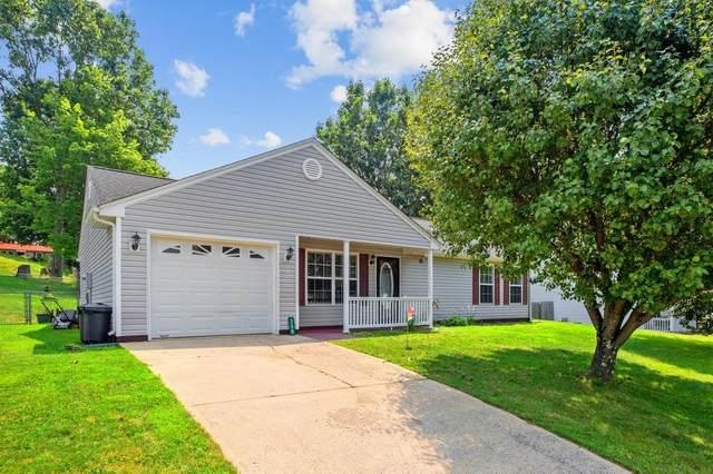 308 Lancelot Ln, STAUNTON, VA 24401 (MLS #620501) :: Real Estate III