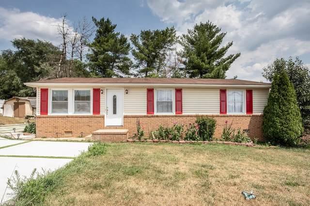685 Vine St, HARRISONBURG, VA 22802 (MLS #620519) :: Real Estate III