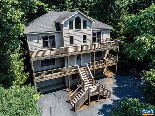 403 Devils Knob Loop, WINTERGREEN, VA 22967 (MLS #620534) :: Jamie White Real Estate