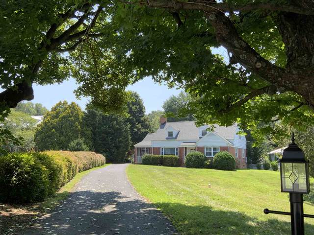 1711 N Augusta St, STAUNTON, VA 24401 (MLS #620573) :: Real Estate III