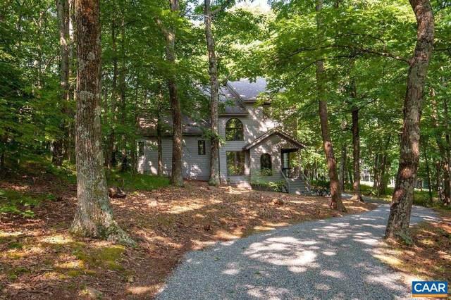 86 Fairway Oaks Ln, Wintergreen Resort, VA 22967 (MLS #620575) :: Real Estate III