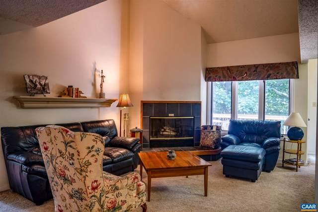2010 Stone Ridge Woods Condos, Wintergreen Resort, VA 22967 (MLS #620576) :: Jamie White Real Estate