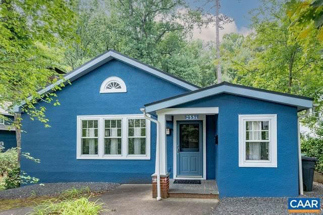 2331 Highland Ave, CHARLOTTESVILLE, VA 22902 (MLS #620598) :: Real Estate III