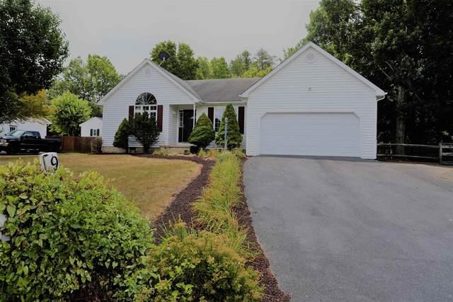 95 Sugarcamp Ln, Stuarts Draft, VA 24477 (MLS #620599) :: Real Estate III