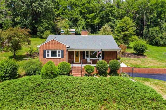 818 N Coalter St, STAUNTON, VA 24401 (MLS #620616) :: Jamie White Real Estate