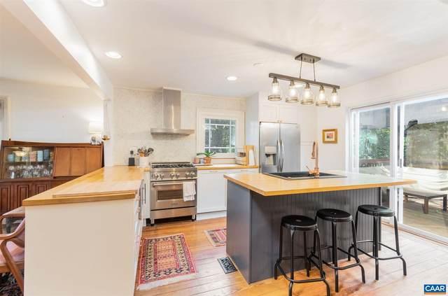 709 Sonoma St, CHARLOTTESVILLE, VA 22902 (MLS #620661) :: Jamie White Real Estate