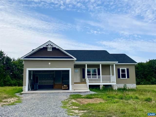 145 W Old Mountain Rd, LOUISA, VA 23093 (MLS #620672) :: Jamie White Real Estate