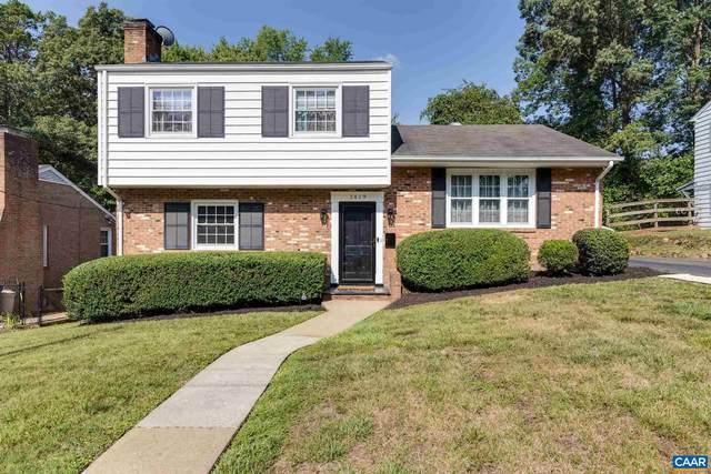 1419 Forest Ridge Rd, CHARLOTTESVILLE, VA 22903 (MLS #620686) :: Jamie White Real Estate
