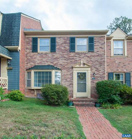 151 Georgetown Green, CHARLOTTESVILLE, VA 22901 (MLS #620693) :: Jamie White Real Estate