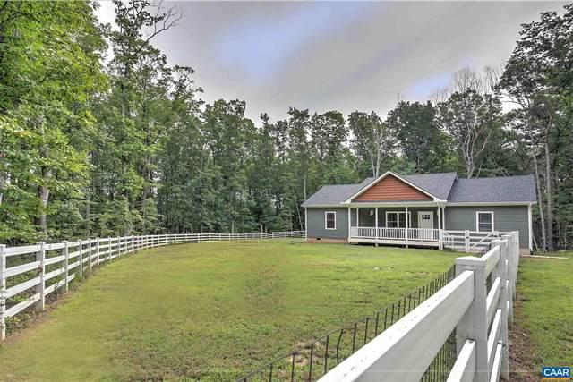 1380 Kents Mill Rd, LOUISA, VA 23093 (MLS #620707) :: Jamie White Real Estate