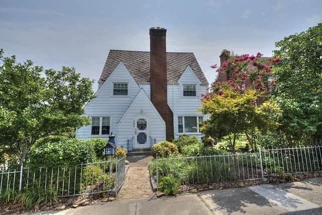 504 Walnut Ave, WAYNESBORO, VA 22980 (MLS #620716) :: Real Estate III