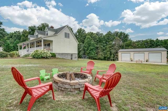 241 Shotwell Rd, RUCKERSVILLE, VA 22968 (MLS #620727) :: Jamie White Real Estate