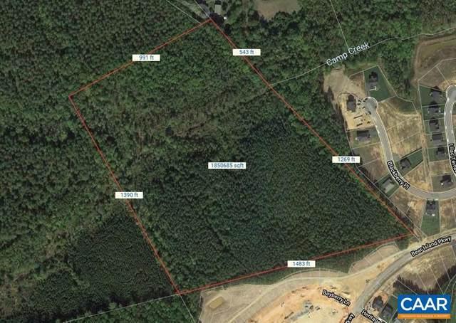 0 W Green Springs Rd 51 70, GORDONSVILLE, VA 22942 (MLS #620743) :: Jamie White Real Estate