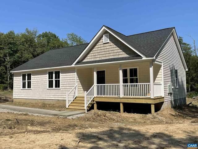 5712 Buckner Rd, BUMPASS, VA 23024 (MLS #620747) :: Jamie White Real Estate