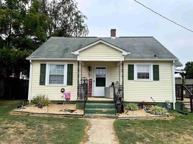 649 King Ave, WAYNESBORO, VA 22980 (MLS #620763) :: KK Homes