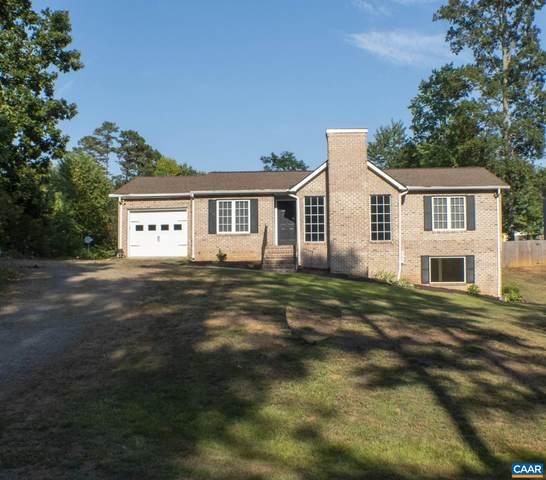 150 Horseshoe Rd, STANARDSVILLE, VA 22973 (MLS #620765) :: KK Homes