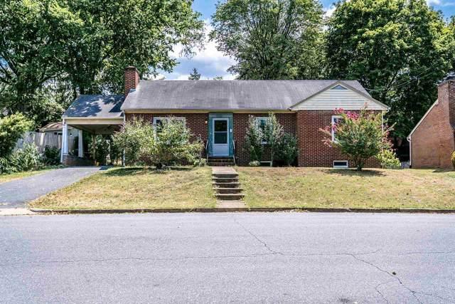 1220 Moffett Ter, HARRISONBURG, VA 22801 (MLS #620767) :: KK Homes
