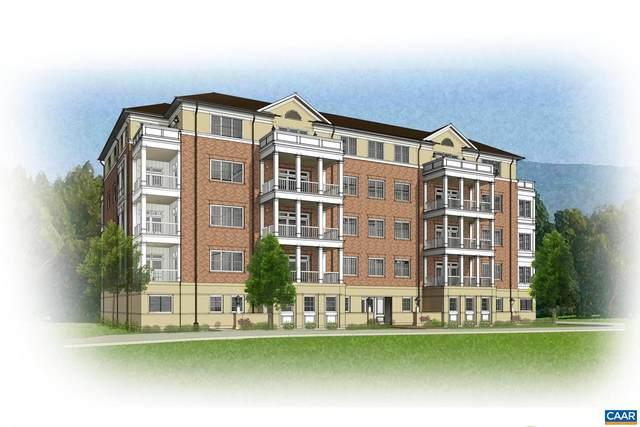 445 White Gables Ln #101, CHARLOTTESVILLE, VA 22903 (MLS #620860) :: Kline & Co. Real Estate