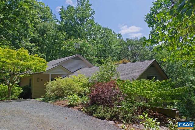 5696 Peavine Hollow Trl, Crozet, VA 22932 (MLS #620916) :: Real Estate III