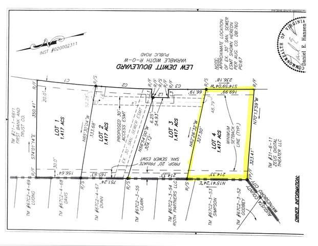 Lot Z4 Lew Dewitt Blvd, WAYNESBORO, VA 22980 (MLS #620944) :: Kline & Co. Real Estate