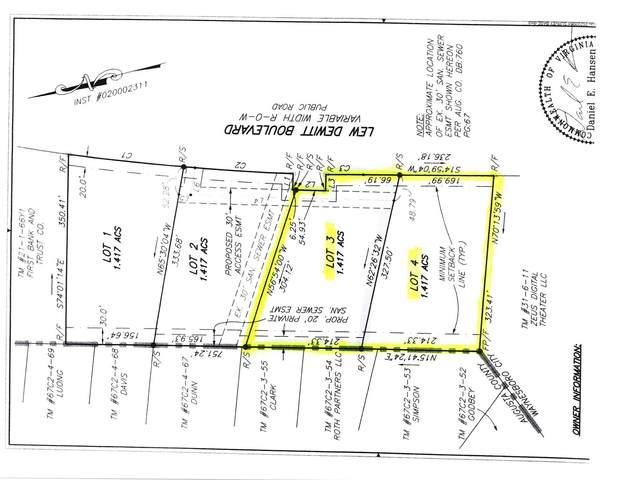 Lot Z3, Z4 Lew Dewitt Blvd, WAYNESBORO, VA 22980 (MLS #620969) :: Kline & Co. Real Estate