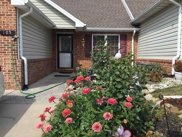 105 Granny Smith Dr, Timberville, VA 22853 (MLS #620991) :: Kline & Co. Real Estate