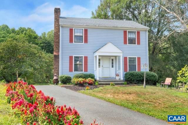 105 Towler Pl, CHARLOTTESVILLE, VA 22902 (MLS #621012) :: KK Homes