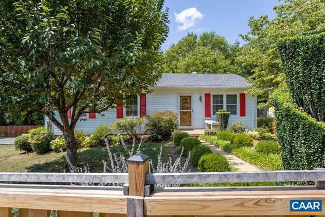 1320 Hampton St, CHARLOTTESVILLE, VA 22902 (MLS #621052) :: Kline & Co. Real Estate