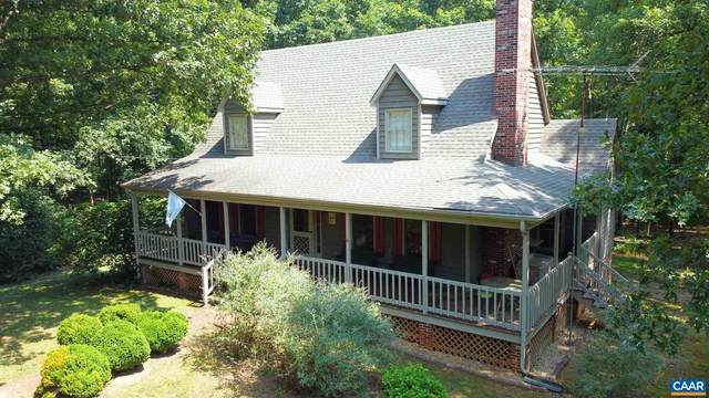 421 Coleman Rd, Dillwyn, VA 23936 (MLS #621084) :: Real Estate III