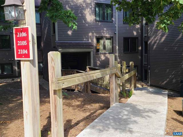 2105 Fairway Woods #2105, Wintergreen Resort, VA 22967 (MLS #621103) :: Jamie White Real Estate