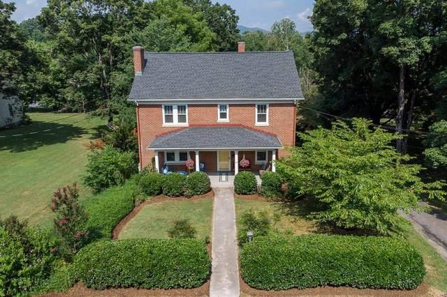 615 S Main St, LEXINGTON, VA 24450 (MLS #621136) :: KK Homes