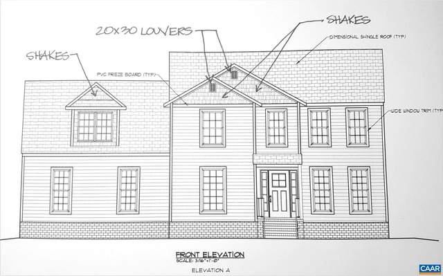 Lot 28B Fairlane Dr, STANARDSVILLE, VA 22973 (MLS #621190) :: Jamie White Real Estate