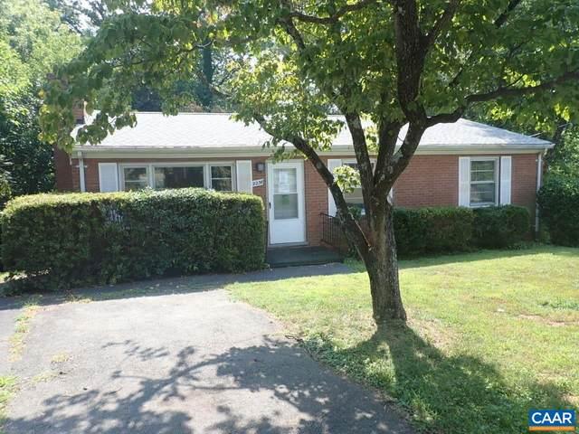 2238 Banbury St, CHARLOTTESVILLE, VA 22901 (MLS #621194) :: Real Estate III
