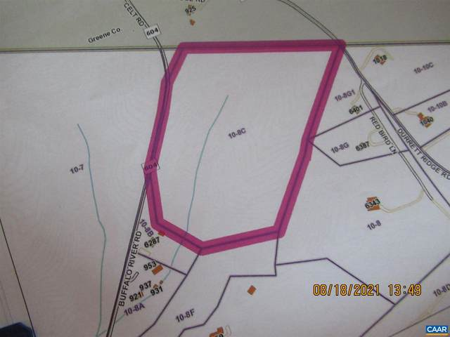 Buffalo River Rd, Earlysville, VA 22936 (MLS #621218) :: Real Estate III