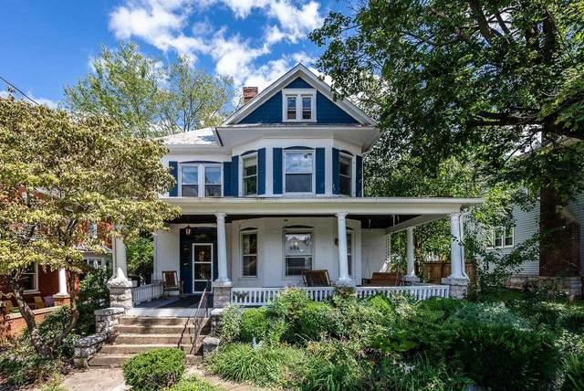 492 S Mason St, HARRISONBURG, VA 22801 (MLS #621308) :: Jamie White Real Estate