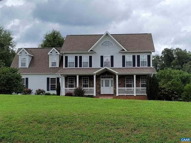 265 Willow Creek Dr, RUCKERSVILLE, VA 22968 (MLS #621322) :: Kline & Co. Real Estate