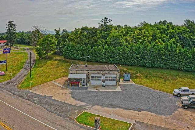 4373 S Lee Hwy, Natural Bridge, VA 24578 (MLS #621374) :: Kline & Co. Real Estate