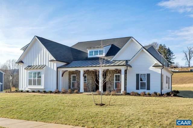 11 Eagle View, Crozet, VA 22932 (MLS #621424) :: Kline & Co. Real Estate