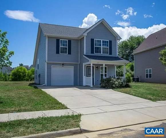 325 Evershire St, WAYNESBORO, VA 22980 (MLS #621430) :: Kline & Co. Real Estate