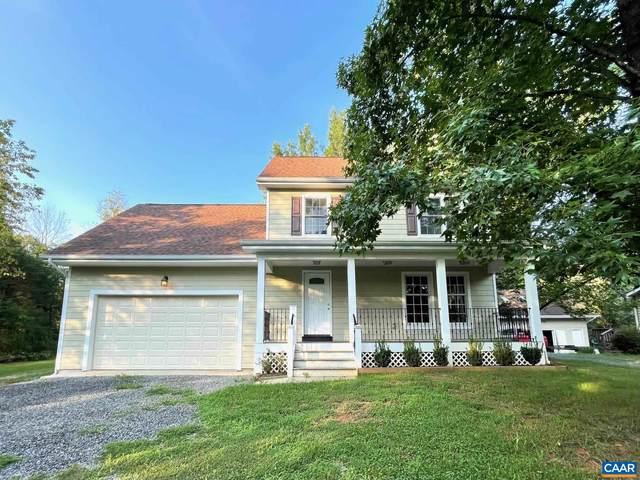 693 N Greene Acres Rd, STANARDSVILLE, VA 22973 (MLS #621440) :: Kline & Co. Real Estate