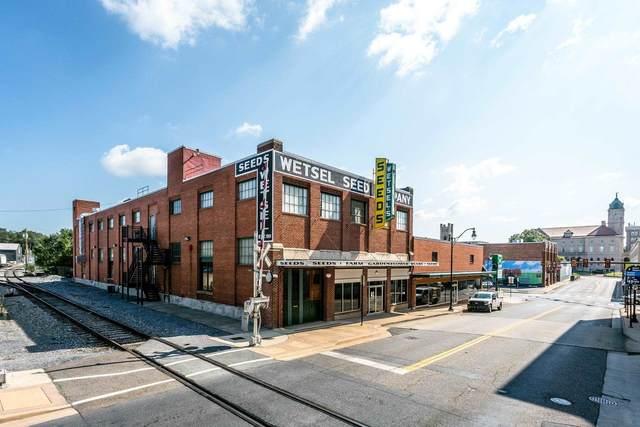 128 W Market St, HARRISONBURG, VA 22801 (MLS #621494) :: Jamie White Real Estate
