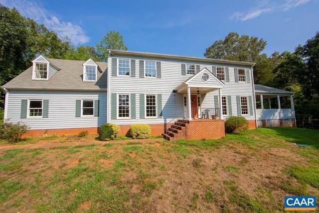 617 Peachcroft Ln, Earlysville, VA 22936 (MLS #621500) :: Jamie White Real Estate