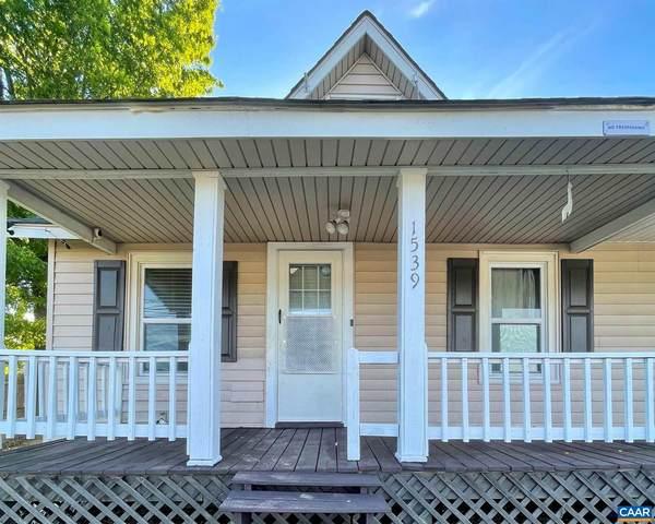 1539 N Delphine Ave, WAYNESBORO, VA 22980 (MLS #621537) :: Jamie White Real Estate