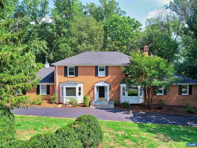 410 Key West Dr, CHARLOTTESVILLE, VA 22911 (MLS #621588) :: Jamie White Real Estate
