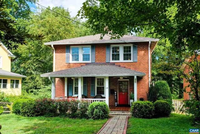 139 Stribling Ave, CHARLOTTESVILLE, VA 22903 (MLS #621649) :: Jamie White Real Estate
