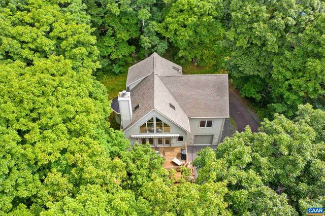 11 Eastern Cedar Ct, Wintergreen Resort, VA 22967 (MLS #621677) :: Jamie White Real Estate